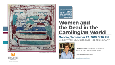 """Women and the Dead in the Carolingian World"""