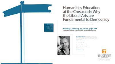 """Humanities Education at the Crossroads: Why the Liberal Arts are Fundamental to Democracy"""