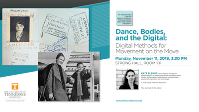"""Dance, Bodies, and the Digital: Digital Methods for Movement on the Move"""